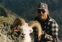 Ed Bergen - Dall's Sheep 152 0/8 (1989)
