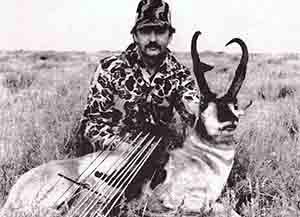 Jerry Bien - Pronghorn Antelope 86 4/8 (1990)