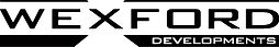 Wexford Developments Logo (black) isolat