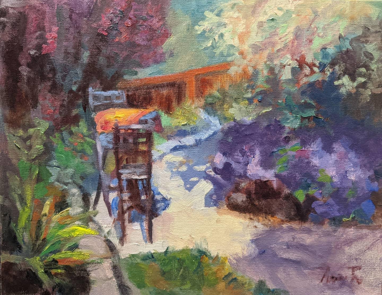 Frances's Garden