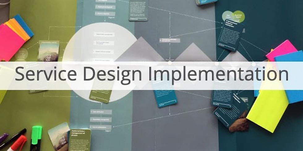 ?-11-19 MUC: Service Design Implementation