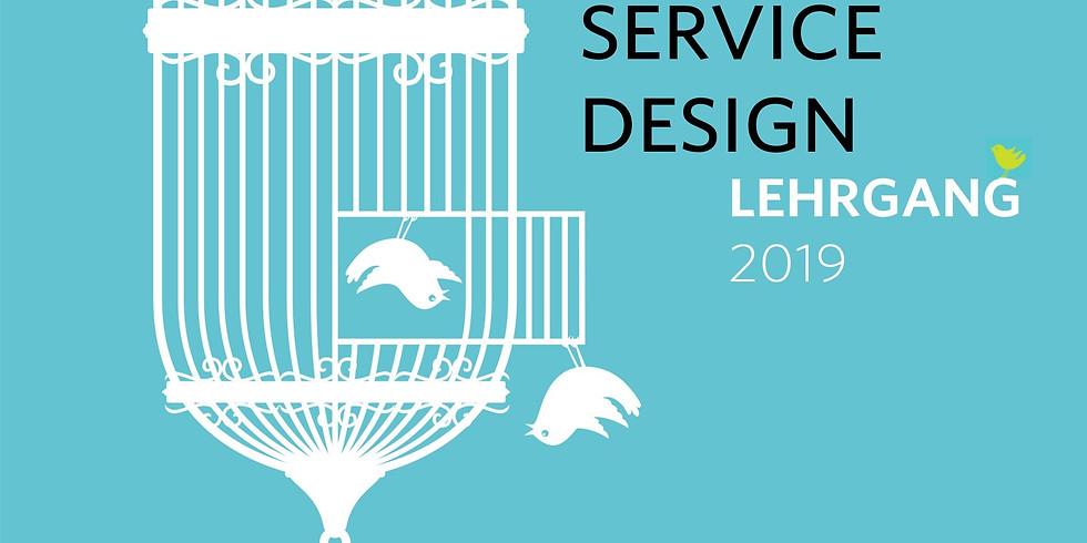 Service Design Lehrgang 2019
