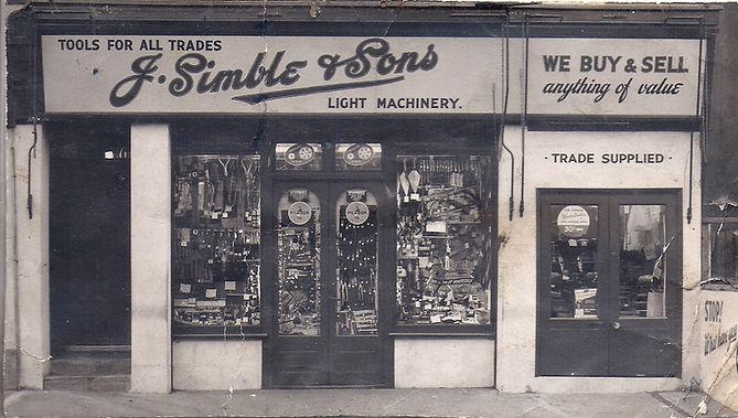 Simbles of Watford Circa 1950