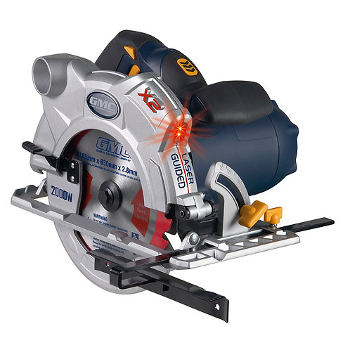 DLS2000MCF - 185mm Circular Saw (230v)