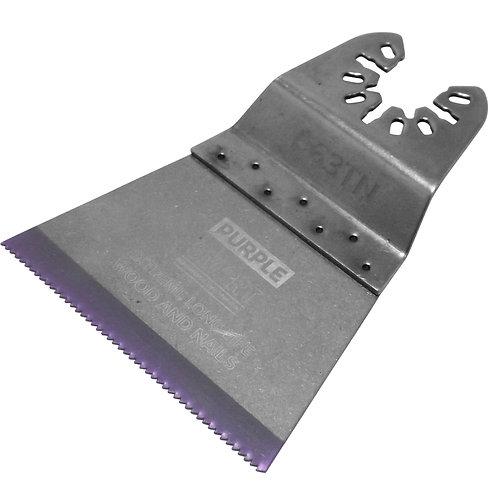 (1pk) 63mm Titanium Alloy/Bi-Metal Blade