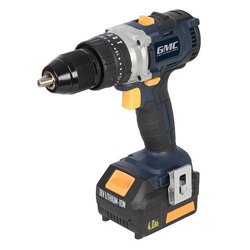 GMBL18CH - 18v Brushless Combi-Drill 4.0Ah (1 Bat)