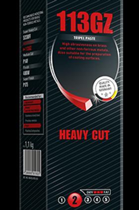 Menzera 113GZ - Heavy Cut (Full Bar)