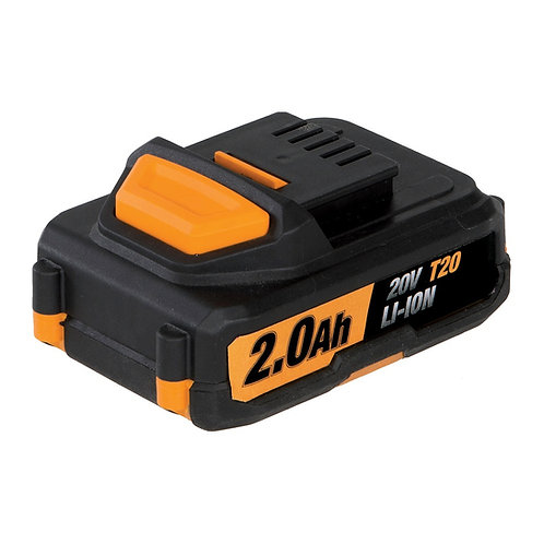T20B - 2.0Ah Battery Pack 20v Lithium - Ion