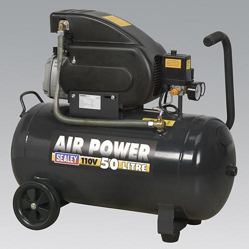 Compressor 50L / 2hp - 110v