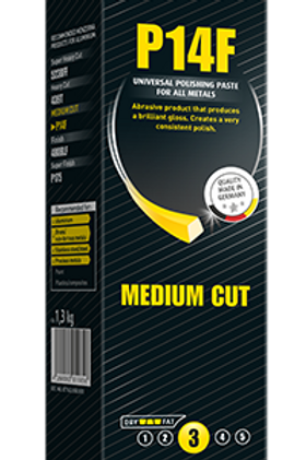 Menzerna P14F - Medium Cut (Full Bar)