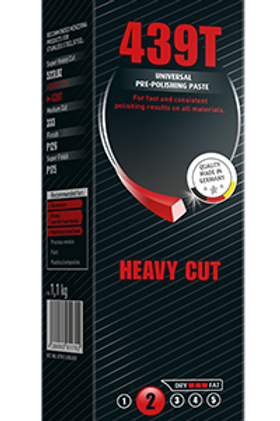 Menzerna 439T - Heavy Cut (Full Bar)
