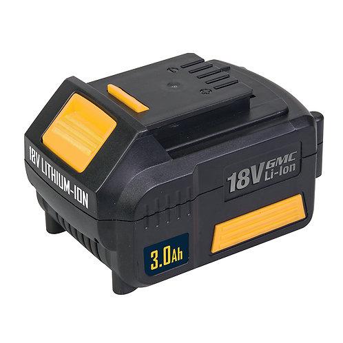 GMC18V30 - 18v Li-Ion 3.0Ah Battery Pack