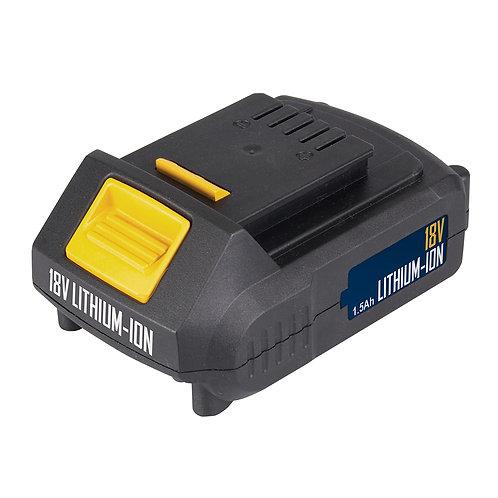 GMC18V15 - 18v Li-Ion 1.5Ah Battery Pack