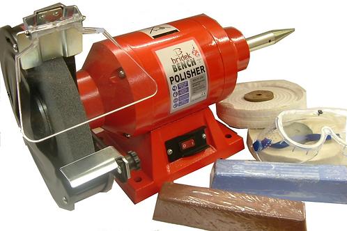 "200mm/8"" Bench Polishing & Grinding Machine"
