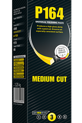 Menzerna P164 - Medium Cut (Full Bar)