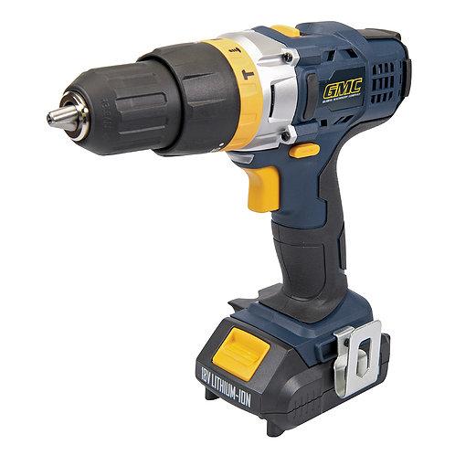 GCHD18 - 18v Combi Hammer Drill (1 Battery)