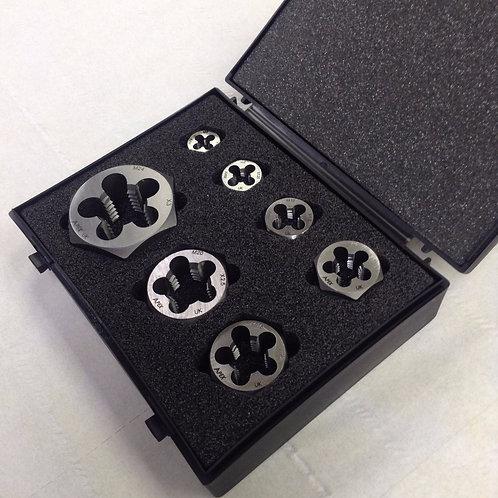 Die Nut Set - Metric Coarse 3-12mm