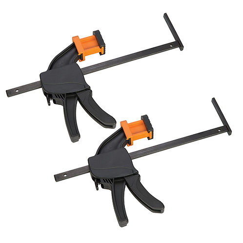 TTSWC - 2 x Work Clamps 320mm