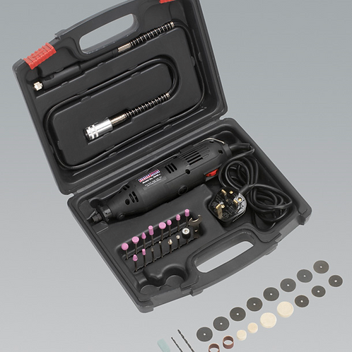 40pc - Multi-Purpose Rotary Tool & Engraving Kit