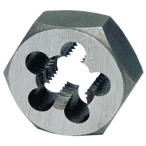 "Brass Carbon Steel Die Nuts (1/4""-3/4"")"
