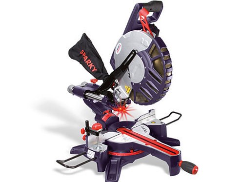 TKN95D - 305mm Double Bevel Mitre Saw - 230v