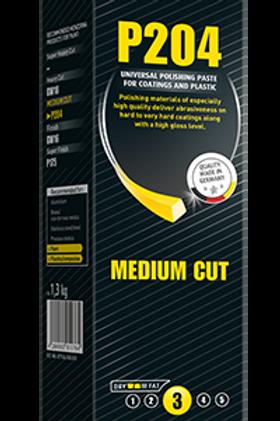 Menzerna P204 - Medium Cut (Full Bar)