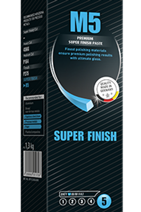 Menzerna M5 - Super Finish (Full Bar)
