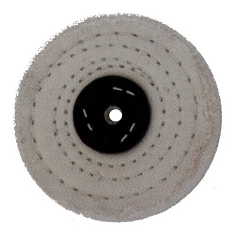 "150mm / 6"" Closed Stitched Polishing Mop"