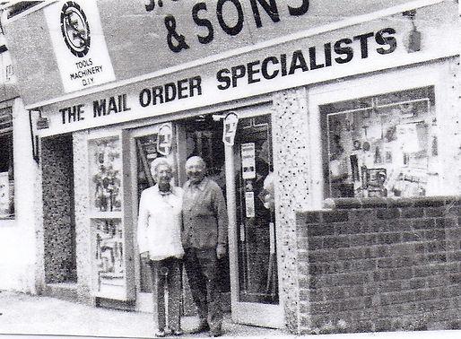 Simbles of Watford Circa 1984
