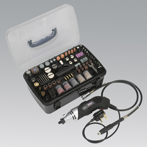 219pc - Multi-Purpose Rotary Tool & Engraving Kit