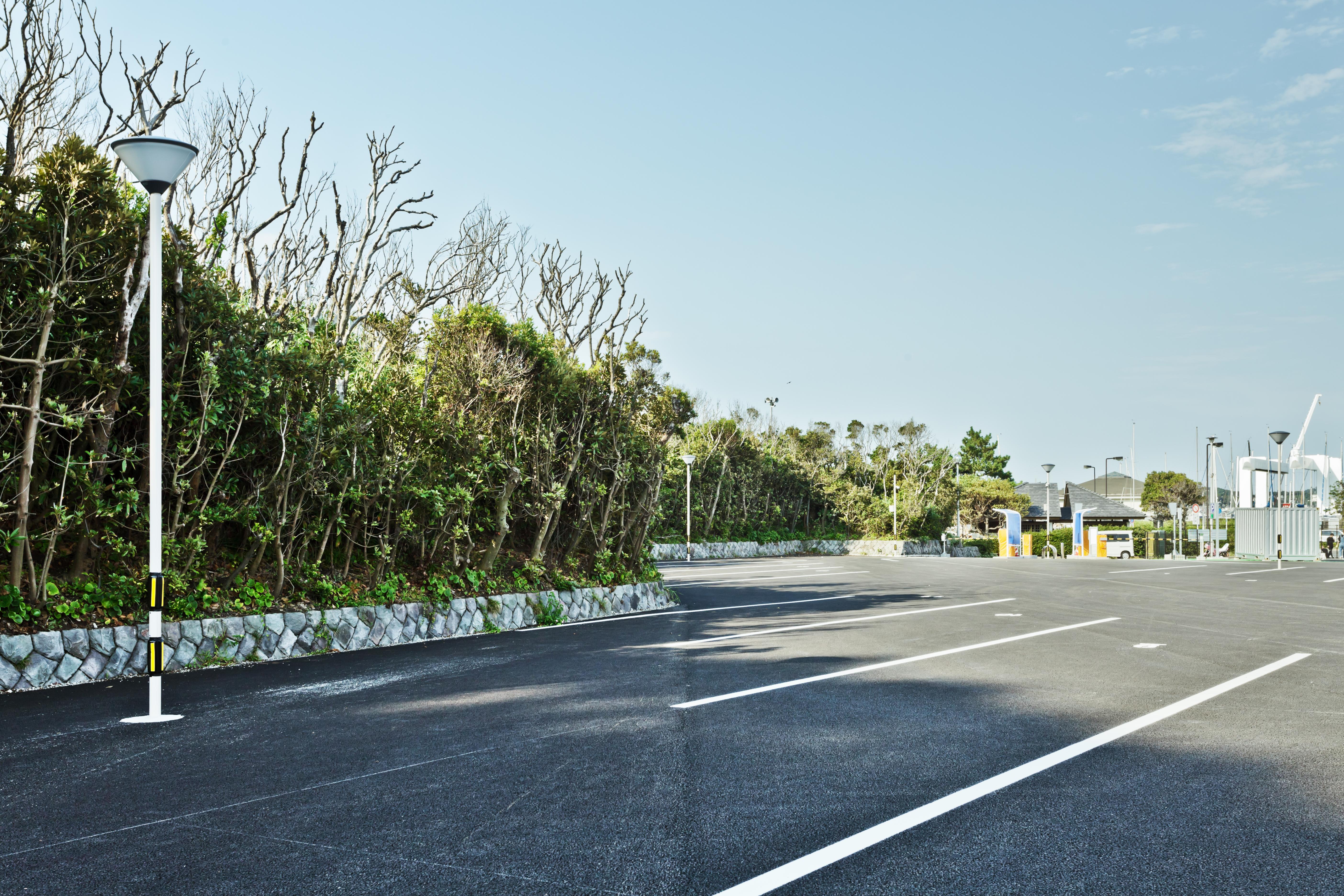 江の島かもめ駐車場・艇置場 12