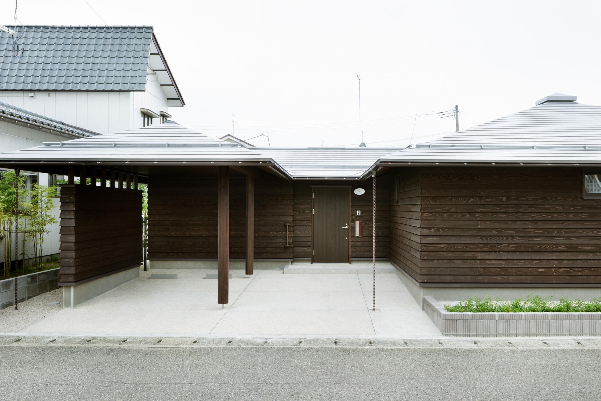 かぶら束の家