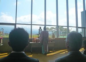 稲川まちづくりセンター 竣工式