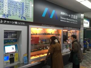 湘南モノレール  大船駅改装  竣工