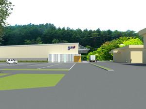 須藤製作所 福島工場 精密プレス加工棟 基本設計報告