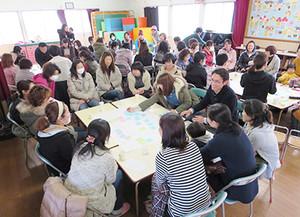 東松認定こども園設計業務 第1回ワークショップ開催