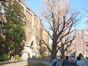 東京大学 法文学部1号館・法学部4号館改修 実施設計報告