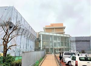 新潟大学 工学系校舎D棟他改修設計 実施設計報告