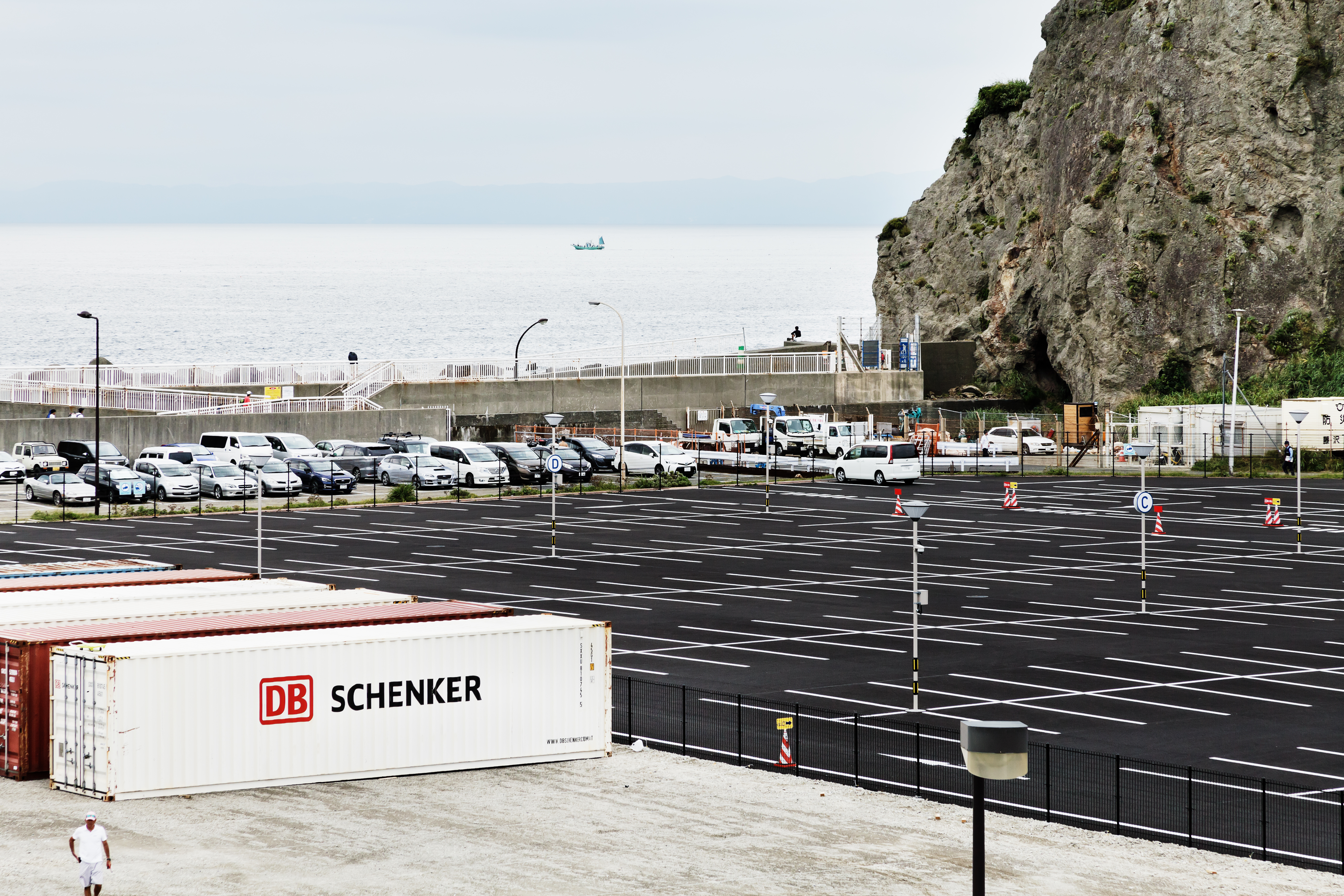 江の島かもめ駐車場・艇置場 10