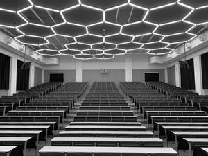 新潟大学 工学系校舎D棟・大講義棟・建築学科研究棟・実験棟 竣工