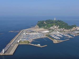 東京オリンピック競技大会 江ノ島ヨットハーバー 仮設オーバーレイ整備 実施設計報告