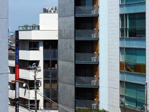 鵠沼橘の共同住宅  竣工