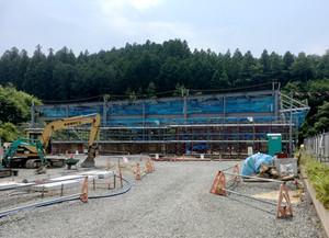 須藤製作所 福島工場 精密プレス加工棟 上棟
