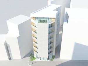 鵠沼橘の共同住宅 実施設計報告