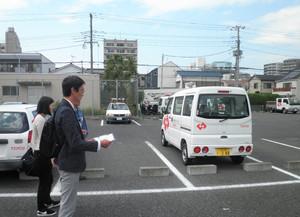 東京電力パワーグリッド  配電保守用倉庫  設計業務