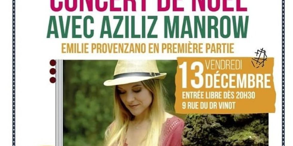 Concert Aziliz Manrow