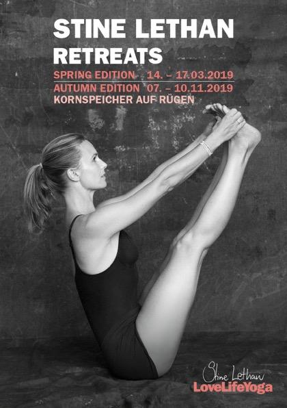 Yoga Retreat Ruegen 2019