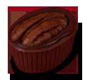 """Конфета """"Соленая карамель с пеканом"""""""