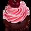 Thumbnail: Ванильный капкейк с ежевикой и крем чизом