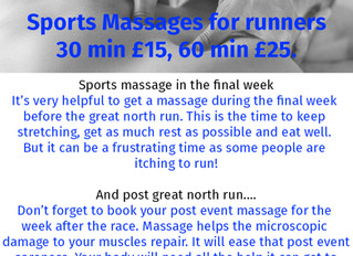 Doing the Great North Run ?